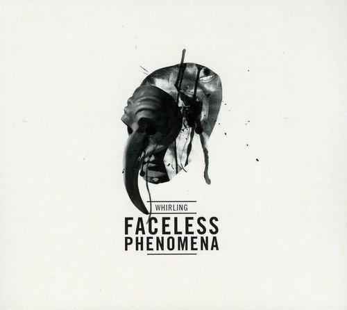 Whirling: Faceless Phenomena-Digi (Audio CD)
