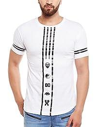 Fugazee Round-Neck Printed T-shirt