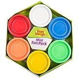 Funskool-Fundough Mini Fun Pack, Multi Colour
