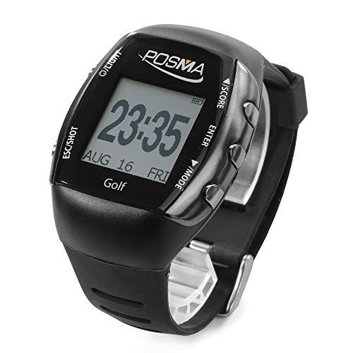 GPS Golf Uhr Entfernungsmesser, HR, Aktivitätsverfolgung, Pulsmesser Sensor
