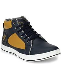 Lavista Men's Synthetic Leather Casual Shoe