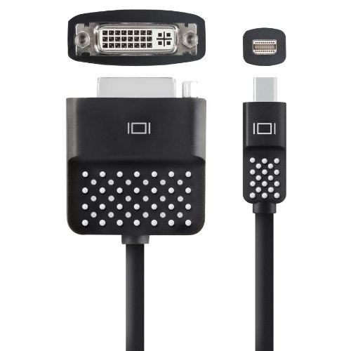 Belkin Mini Displayport to DVI, F2CD029BT