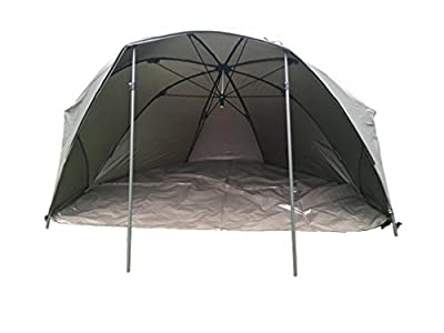 Carp Zone Carp Fishing YJ Cave Dome Brolly System from Expressco Direct