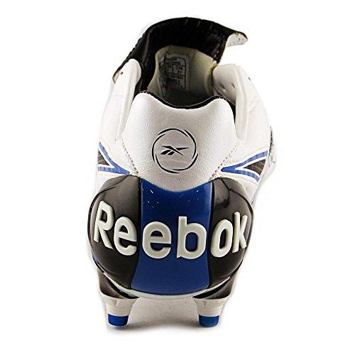 Reebok Valde Plus Sg Synthetik Klampen White/Black/Blue/Silver