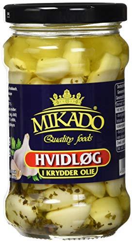 Mikado Knoblauch in Kräuteröl, 12er Pack (12 x 270 ml)