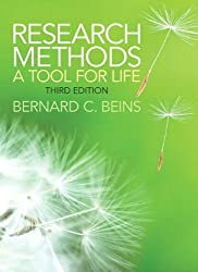 Research Methods: A Tool for Life (3rd Edition) by Beins, Bernard C. (2012) Hardcover