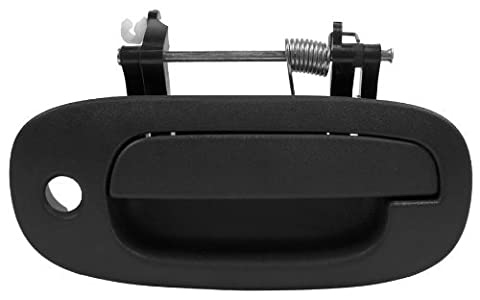 OE Replacement Dodge Dakota/Durango Front Passenger Side Door Handle Outer (Partslink Number CH1311122) by Multiple Manufacturers