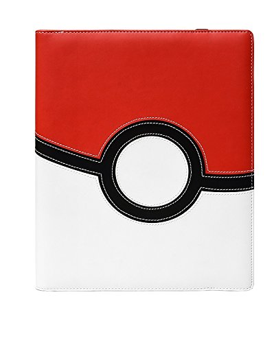 Ultra Pro Pokémon Poké Ball 9-Pocket PRO Binder EX (Premium Trainer)