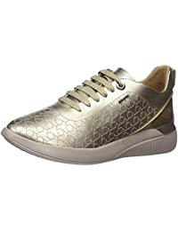 Donna Grigio Geox D Nimat C amazon shoes marroni Inverno