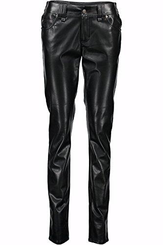 john-galliano-pantalone-donna-nero