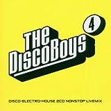 Songtexte von The Disco Boys - The Disco Boys, Volume 4