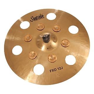 Soultone Cymbales F12J-FXO14 FXO 12 J Crash 35,6 cm