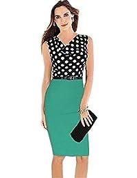 JOTHIN Damen Langarm Schulterfrei Clubwear Kleider Bodycon Pin-up Minikleid  Sexy Cocktailkleid Edel Ballkleid · EUR 20,99 · JOTHIN Damen Bodycon  Ballkleid ... bc5259ac12