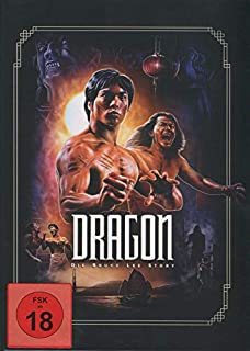 Dragon - Die Bruce Lee Story - Mediabook (+ DVD) - Limitiert auf 444 Stück [Blu-ray]