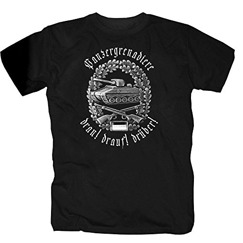 Panzergrenadier T-Shirt (XXL)