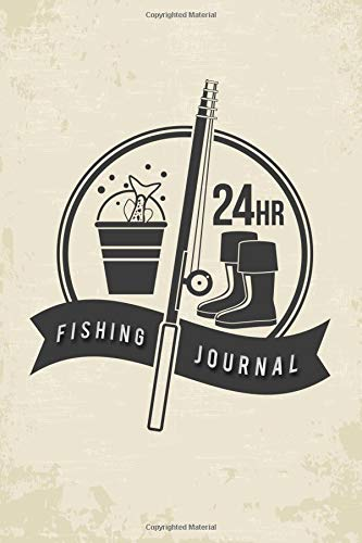 Fishing Journal: Bass Fisherman Diary Record Hunting Track of Outdoor Activities Trip por Medoro Dufresne