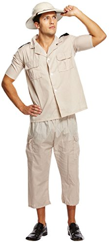 fancy dress safari explorer fits to a 44 chest by Best ()