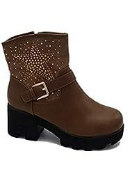 info for a2cbf 1f4ad Amazon.it: scarpe bambina con zeppa - Scarpe per bambine e ...