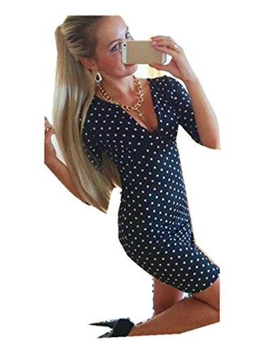 tongshi-nueva-moda-mujeres-lunares-manga-corta-casual-mini-vestido-vestido-de-fiesta-s-azul