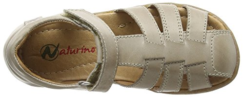 Naturino NATURINO SEE, Sandales  Bout ouvert mixte enfant Beige (Sand)