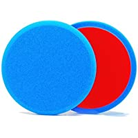 ALCLEAR 5516030S Polishing Pad Soft, Diameter: 160 x 30 mm, Blue, Pack of 2 - ukpricecomparsion.eu