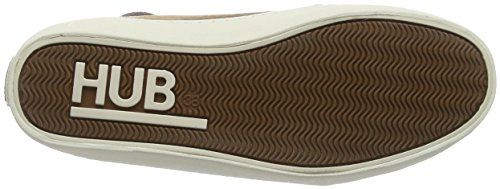 Hub Vermont N30, Sneakers basses femme Braun (Cognac 149)