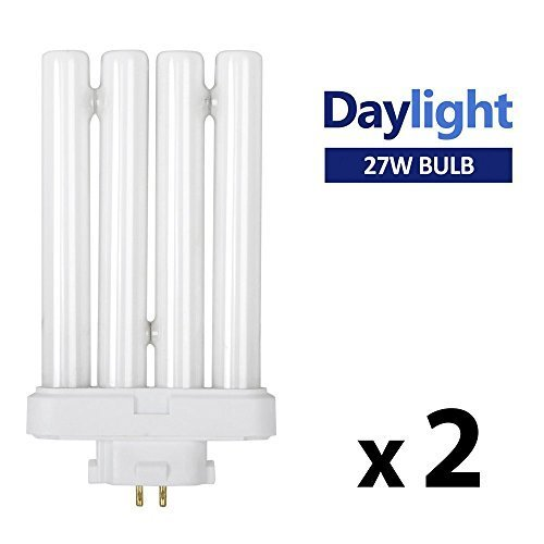 pack-of-2-minisun-27w-pls-daylight-bulbs-for-lifemax-high-vision-reading-lamps