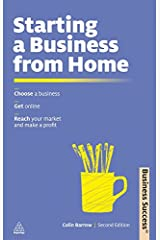 Starting a Business from Home (Business Success) Paperback