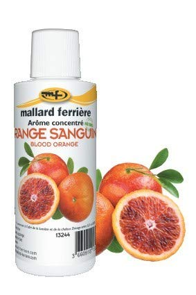 Mallard Ferrière Aroma Konzentrat 115 ml - Orange Sanguine