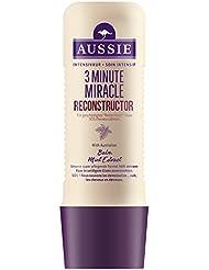 Aussie 3 Minute Miracle Reconstructor Soin Intensif pour Cheveux Abîmés 250 ml