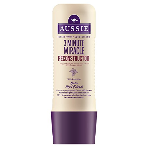 Aussie 3 Minute Miracle Reconstructor Intensivkur 1er Pack (1 x 250 ml)