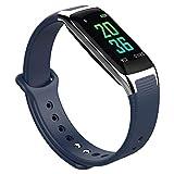 chengge Sport Uhr IP67 Wasserdichte Uhr Smart Digital Bluetooth Armband Kilometer/Schritt/Kalorien/Herzfrequenz/Blutdruck Überwachung, Wecker Stoppuhr Im Freien Reise Geburtstagsgeschenk