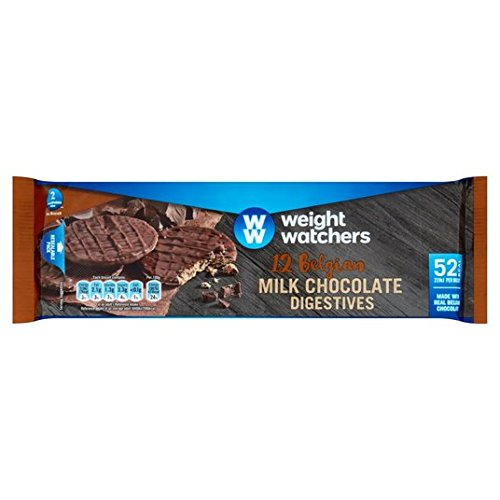 Weight Watchers lait biscuits au chocolat 132g