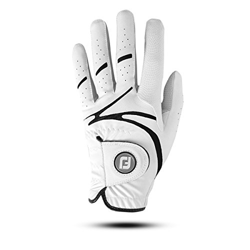 Footjoy GTXTREME Herren Golfhandschuh 2017 Linkshand (Weiss, S)
