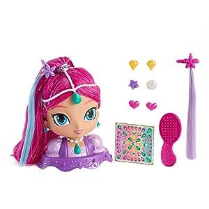 Shimmer y Shine Busto de juguete las muñecas (Mattel FLV03)
