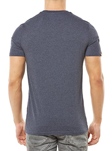 """Herren T-Shirt """"Trackster Tee"""" Dunkelblau"""
