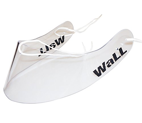Torwart Halsschutz Lexan WALL HOCKEY Senior