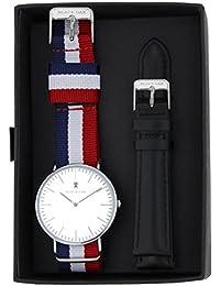 BLACK OAK Reloj con movimiento cuarzo japonés Man BX59904SET-001 40 mm