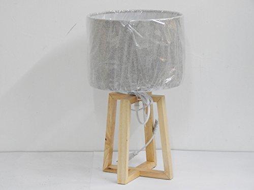lampe-de-table-en-bois-avec-abat-jour-gris