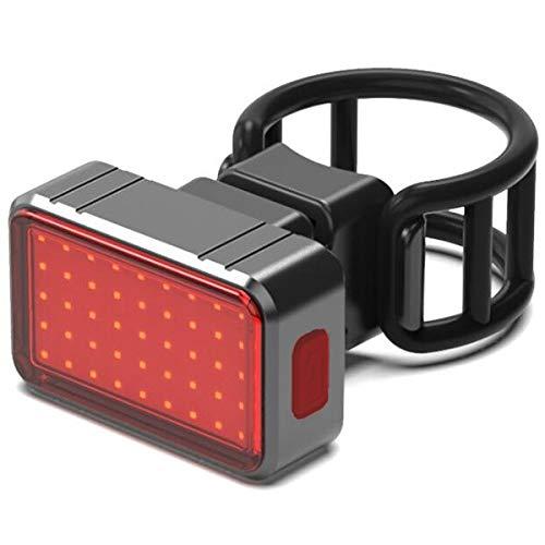 hyxt USB Smart Charging Intelligente Induktion Bremsleuchte Fahrrad Rückleuchten