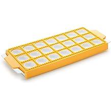 Tescoma 630878 Moldes para Pastas, Plástico, Amarillo, 11,5 x 2,7 x 30,2 cm