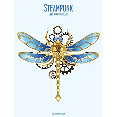 Libros Kindle steampunk