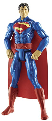 Mattel CDM62 Superman Personaggio, 12 Pollici/30 Cm