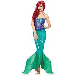 Leg Avenue 85368 - Deep Sea Siren para disfraz