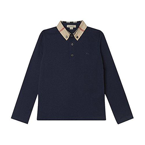 burberry-polo-bleu-fonce-6-jahre-dunkelblau