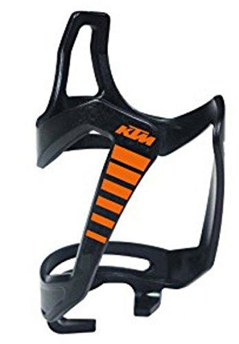 KTM MTB Fahrrad Flaschenhalter - Anyway I - Schwarz/Orange (5-400)
