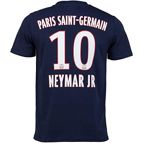 Weeplay psg - maglietta ufficiale neymar numero 10, taglia xxl