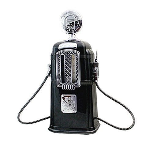BESTONZON 1080ML Gas Pumpe-Likör Spender-Likör Karaffen Alkohol Getränk Maschine Spender Bar...