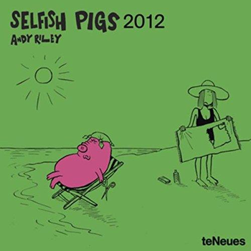 2012 Selfish Pigs Grid Calendar