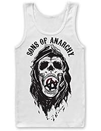 Sons of Anarchy - Camiseta de tirantes - para hombre